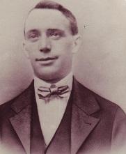 Dhr. Bal, één van de oprichters van het Begrafenisfonds